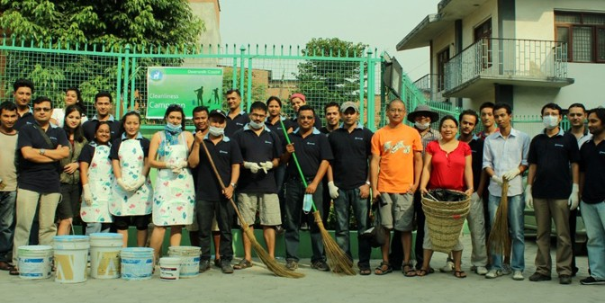 Sifal Neighborhood Cleanliness Campaign (Part 1)