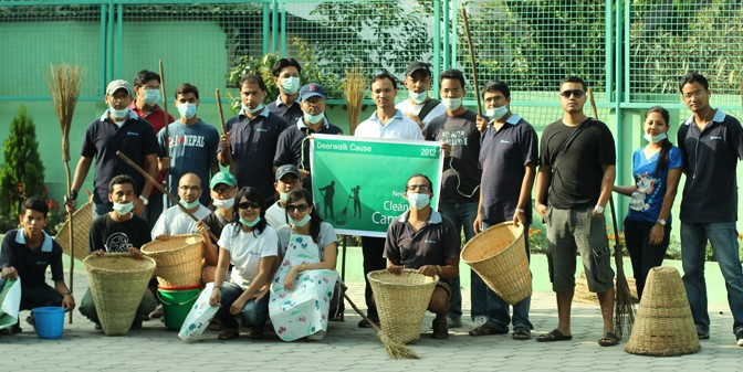 Sifal Neighborhood Cleanliness Campaign (Part 2)